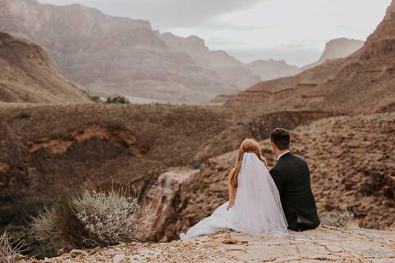 Grand Canyon Weddings Gallery