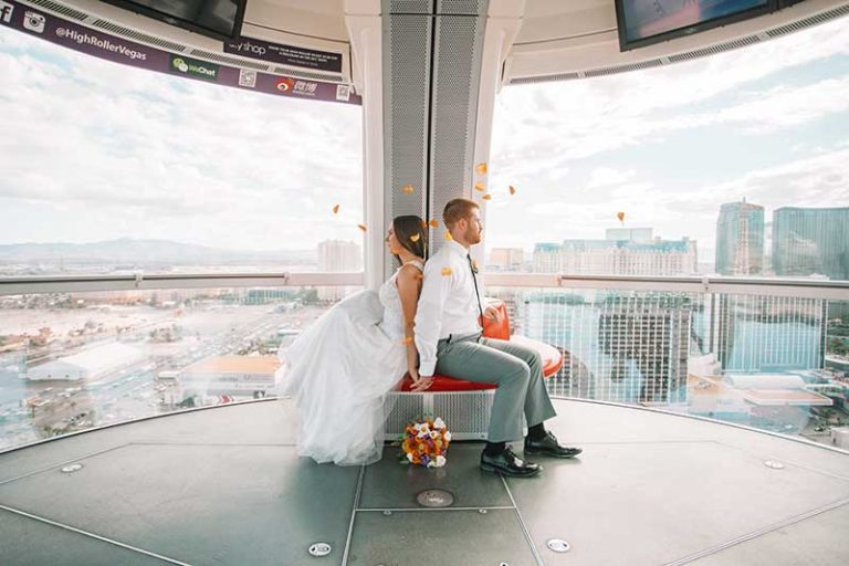 High Roller Weddings Gallery