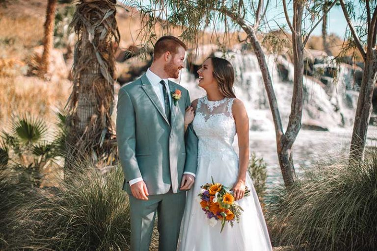 Lake Las Vegas Weddings Gallery