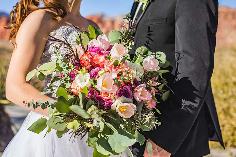 Red Rock Canyon Weddings by Limo Gallery