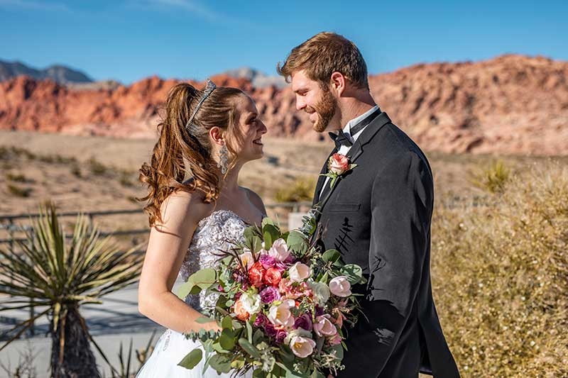 Red Rock Limo Weddings Gallery