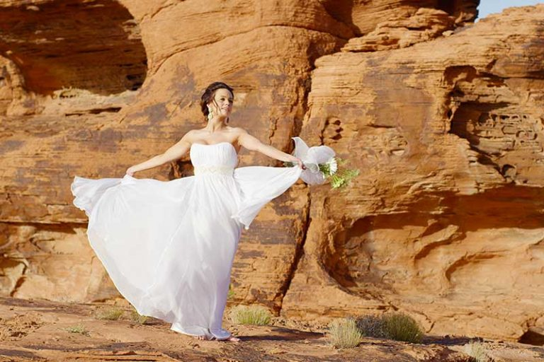Valley of Fire Weddings Limo Gallery